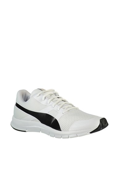 PUMA Flexracer White-Puma Black
